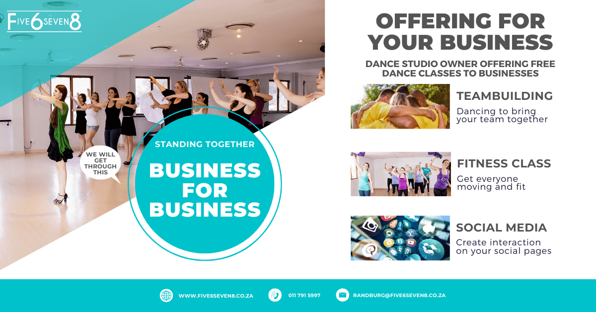 Business For Business Offer