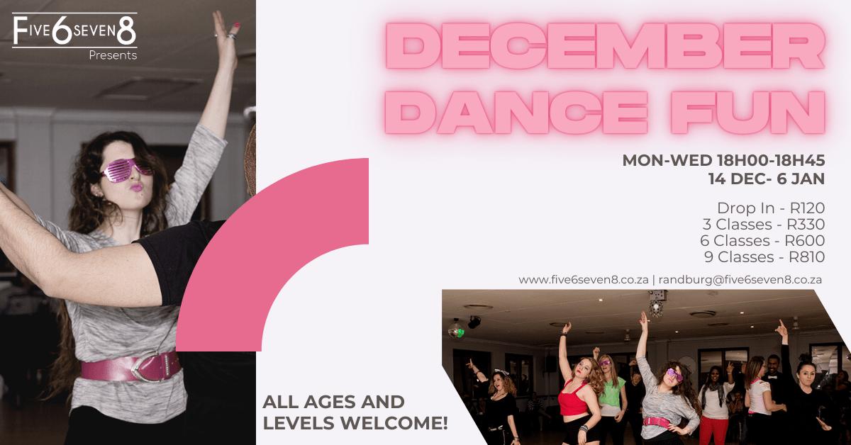 December Dance Fun